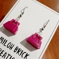 Handbag Stud & Dangle Earrings