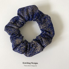 Royal Gold Blend Scrunchie