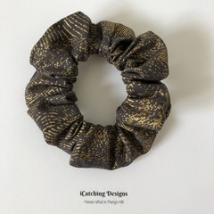 Night Gold Blend Scrunchie