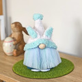 Easter Gnome with Mint Bunny Ears - Made to Order