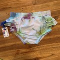 ice dye frill nappy covers