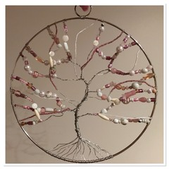 TREE OF LIFE - Wall Art / Suncatcher