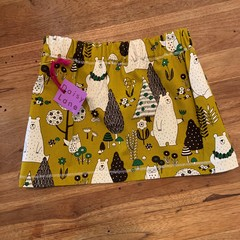 Bear skirt