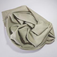 Botanically Dyed  Linen  Soft Green - 140cm x 100cm