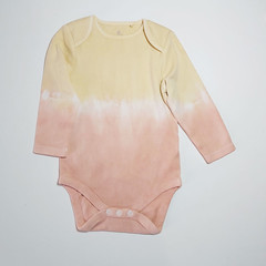 Bengala Mud Dyed Jumpsuit / Onesie 9 - 12 months