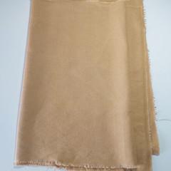 Botanically Dyed  Linen Pale Ochre - 140cm x 70cm