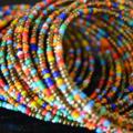 Multi color Beaded Bracelet |Spiral Bracelet |Set of 3 |Eunique Gift For Her