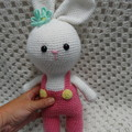 Rabbit, READY TO POST, Bunny Rabbit, Easter Gift