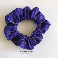 Purple Rain Scrunchie