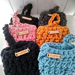Crochet Hanging Pod