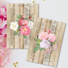 The Language of Flowers Kit Printables