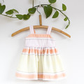 Vintage Upcycled Baby Sundress Size 0