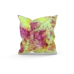 Ice Dyed Cushion