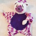Crocheted Baby Loveys