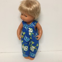 Miniland Dolls Overalls to fit 38 cm dolls