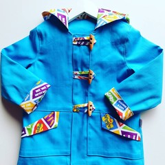 Summer Weight Duffle Coat