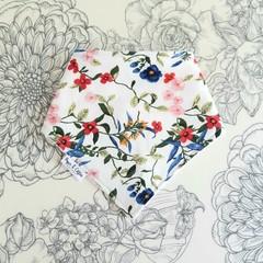 Floral Bandana Bib