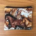 Coin Purse - Horses