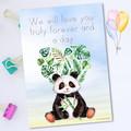Panda Nursery Quote Printable
