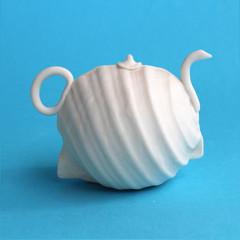 Tun Shell Teapot