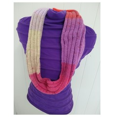 Continuous Cowl Scarf