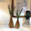 Two Complementary Weed Pots with Modern Design (Item RM115 A & B)