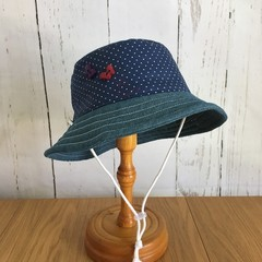 Child's sun hat - Butterfly Dance - 2-3 yrs
