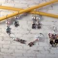 Stitch Markers : Sugar Skull Stitch/Crochet Markers Set  | Knitting Accessories