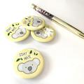 Koala Button Badge, Koala Pin Badge, Metal Pin Button - BGE016