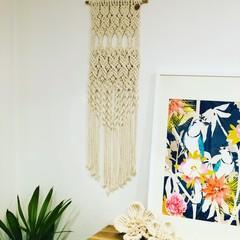Ophelia | Macrame Wall Hanging