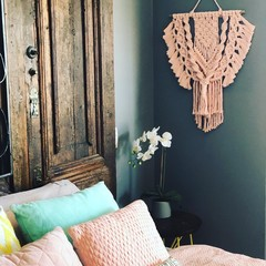 Lexi V2 | Macrame Wall Hanging