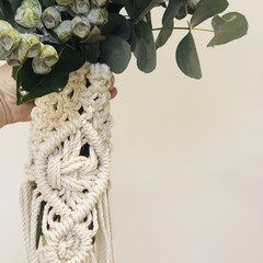 Allegra | Bridal Bouquet Wrap
