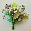 Free Spirit - Dried mini bouquet - Eucalyptus - Lavender - Native - 21cm