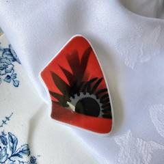 The Eye Has It Brooch