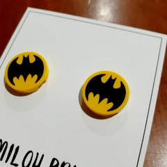 Batman Assorted Stud Earrings