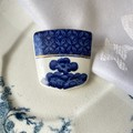 Booths Blue Willow  Brooch