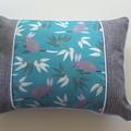 Australiana cushion, Bilby cushion, australian wildlife cushion