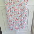 Baby quilt/blanket, playmat, change mat, pram blanket, floral quilt,