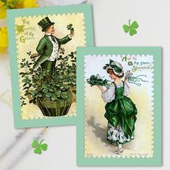 St. Patrick's Day Set 1 Cards