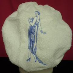 Ladies After Shower Towel Cap WM9
