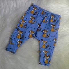 Fox  Harem Leggings Baby Boy /Girl