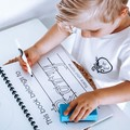 Learn your numbers personalised clever kit