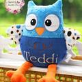 Personalised Owl Plushie