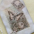 Fabric Tags/Scent Tags - Butterfly