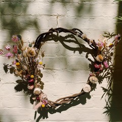 50 cm Wreath