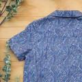 Paisley Pizzazz - Boy's Button up Shirt - Size 5