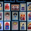 Personalised Hooded Towels