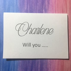 Bridesmaid Card Bridal Party Proposal, Flower Girl, Bridal Party Cards, Weddings