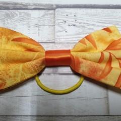 Fabric Bow Hairtie