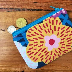 Coin purse - Flower